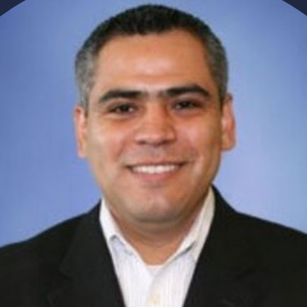 A photograph of Rudy Trevino, Board Member of TALAS.