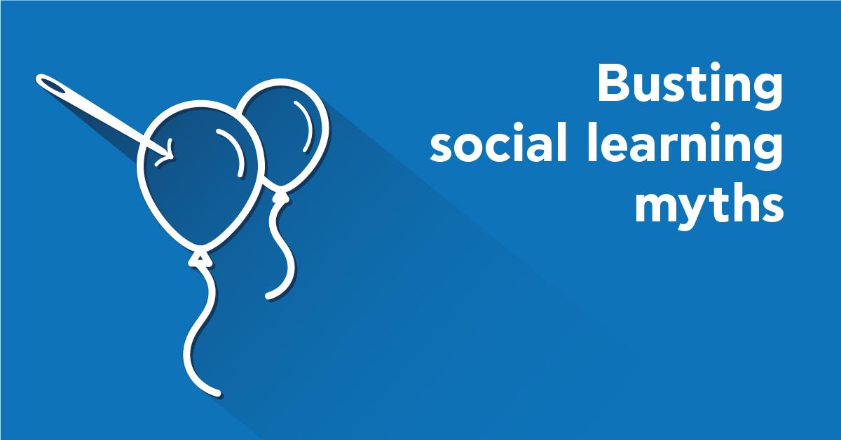Busting Social Learning Myths