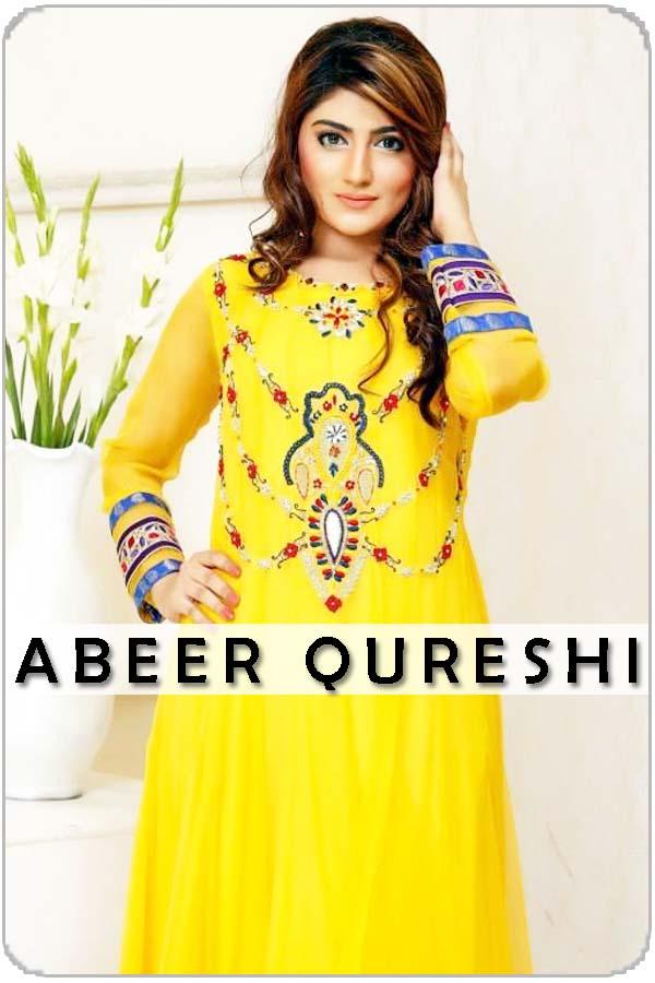 Pakistan Female Abeer Qureshi