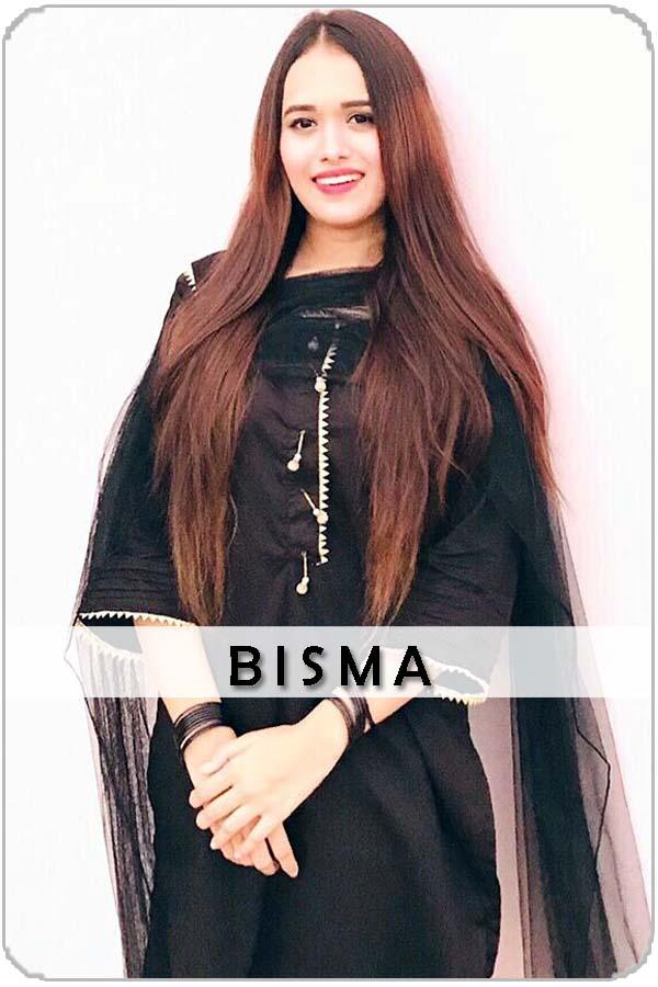 Pakistan Female Model Bisma