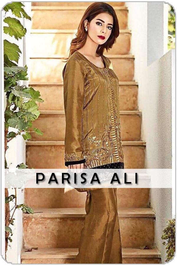 Pakistan Female Model Parisa Ali
