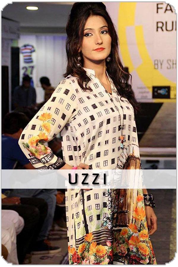Pakistan Female Model Uzzi