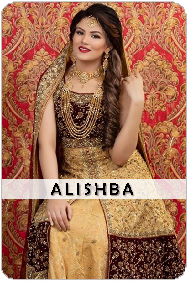 Pakistani Female Model Alishba