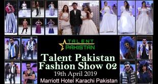 talent pakistan fashion show2