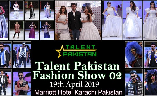 talent pakistan fashion show2