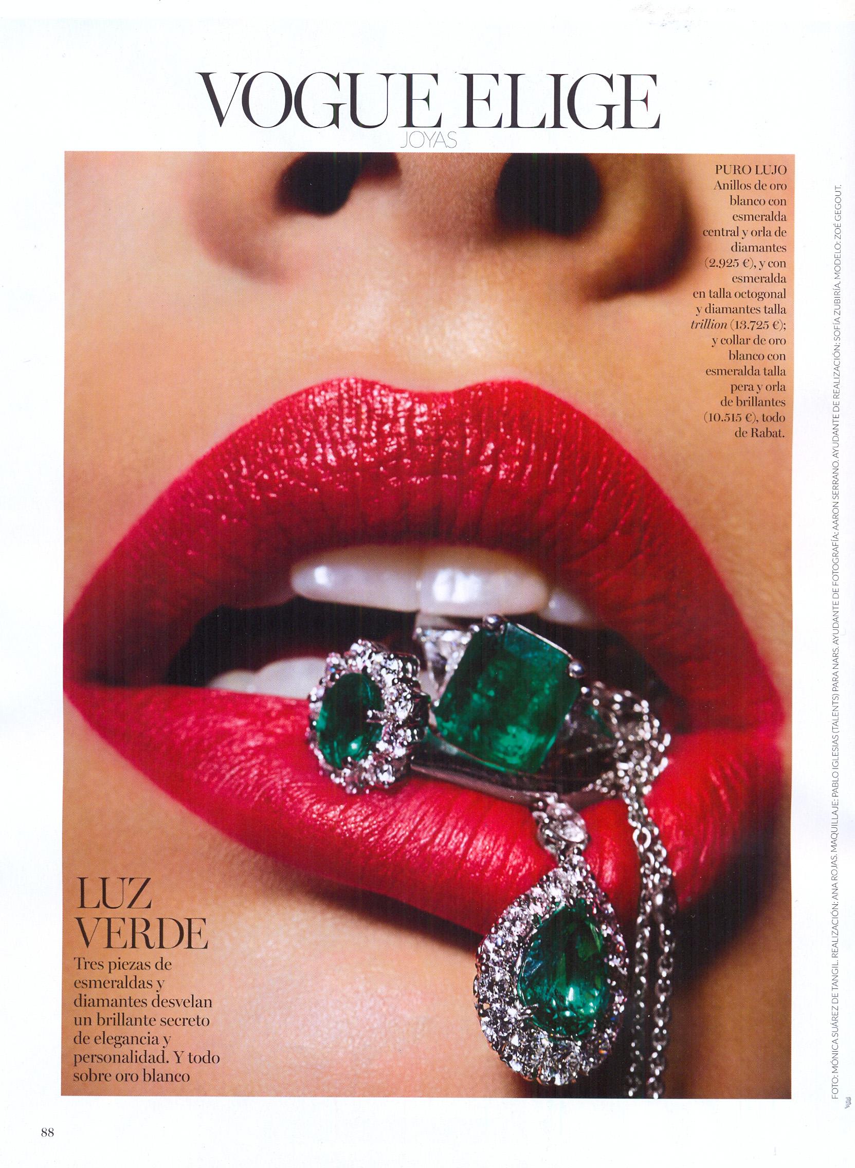 Vogue elige home – Pablo