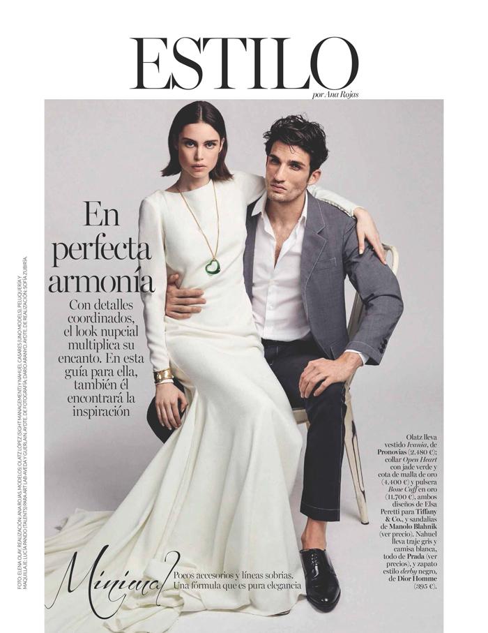 Vogue Novias Estilo