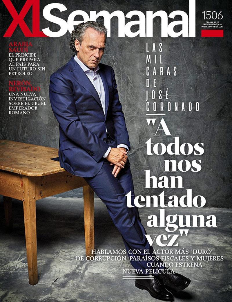 XL Semanal 1506 – José Coronado