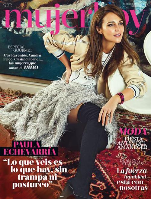 Mujer Hoy 922- Paula Echevarria