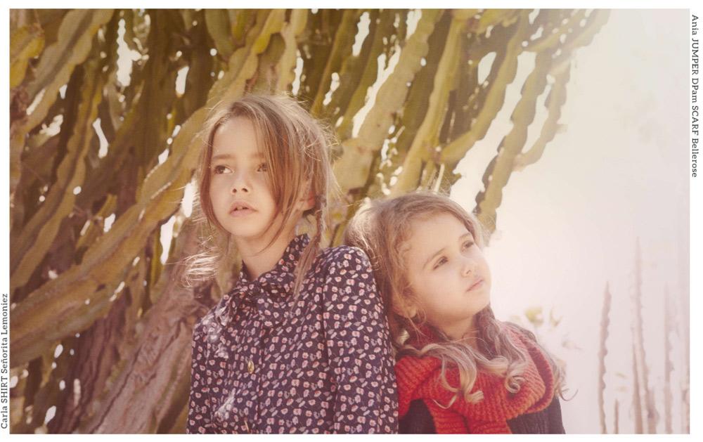 Milk Magazine – Kids Naomi Gayoso