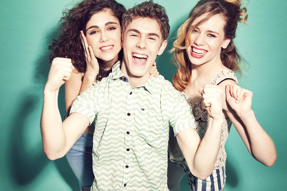 Vim – Arancha, Sandra y Patrick