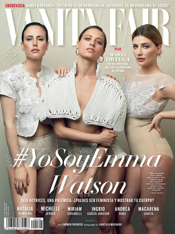 Vanity Fair Mayo – Pedro Cedeño