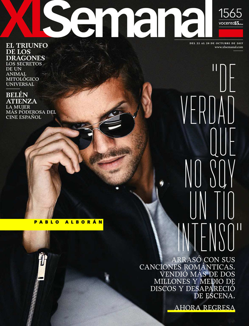 Pablo Alboran XL Semanal – Jose Herrera