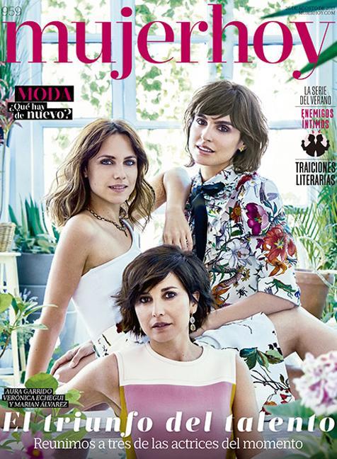 MH 959 con Laura Garrido-Veronica Echegui y Marian Alvarez