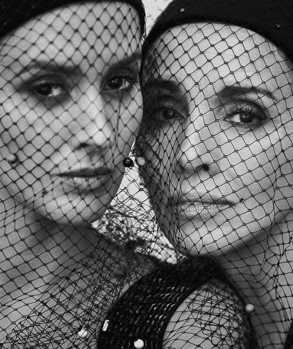 Moda con Ana Belén  y Marina San José