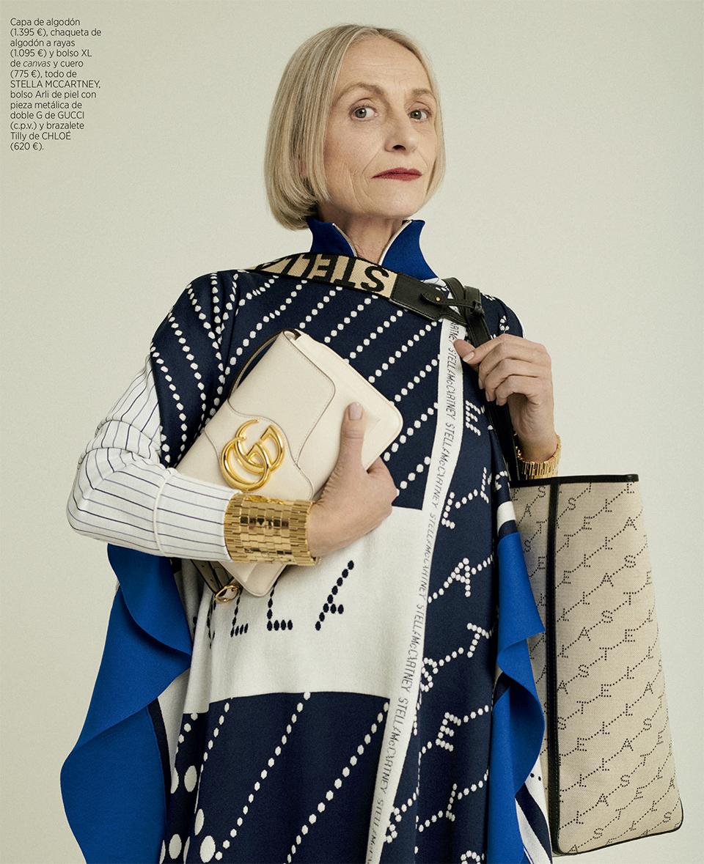 Harpers Bazar Manicura Naomi Gayoso
