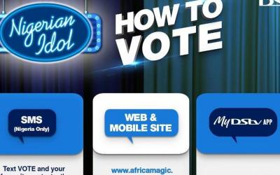 Nigerian Idol Voting Website: How To Vote For Your Favourite Contestant