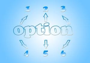 Mener plusieurs options en parallèle