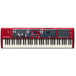 Nord Stage 3 compact 73 digital piano