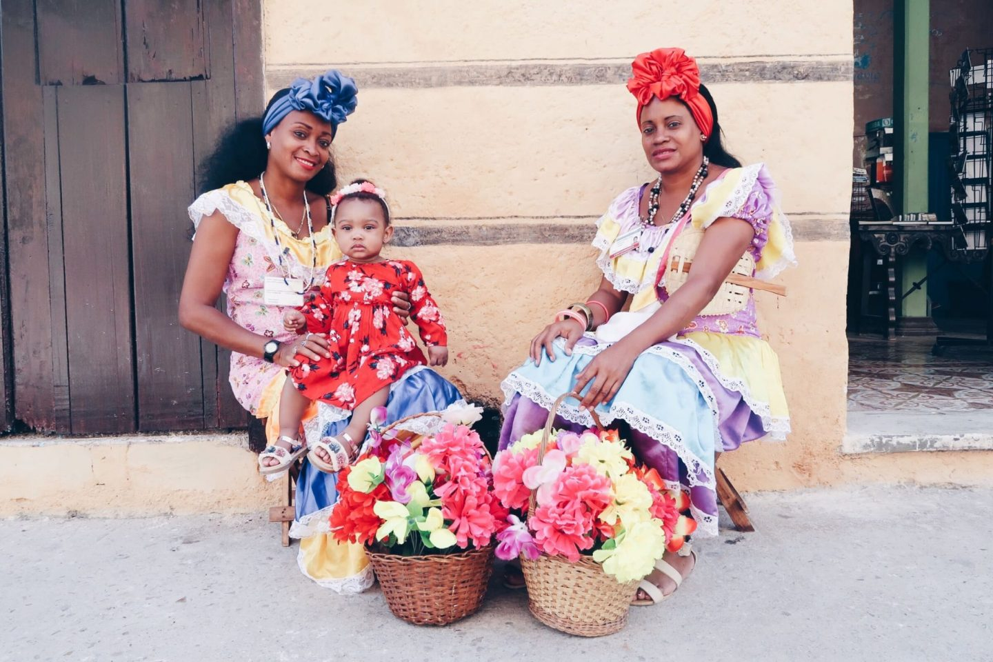 Cuba travel with kids