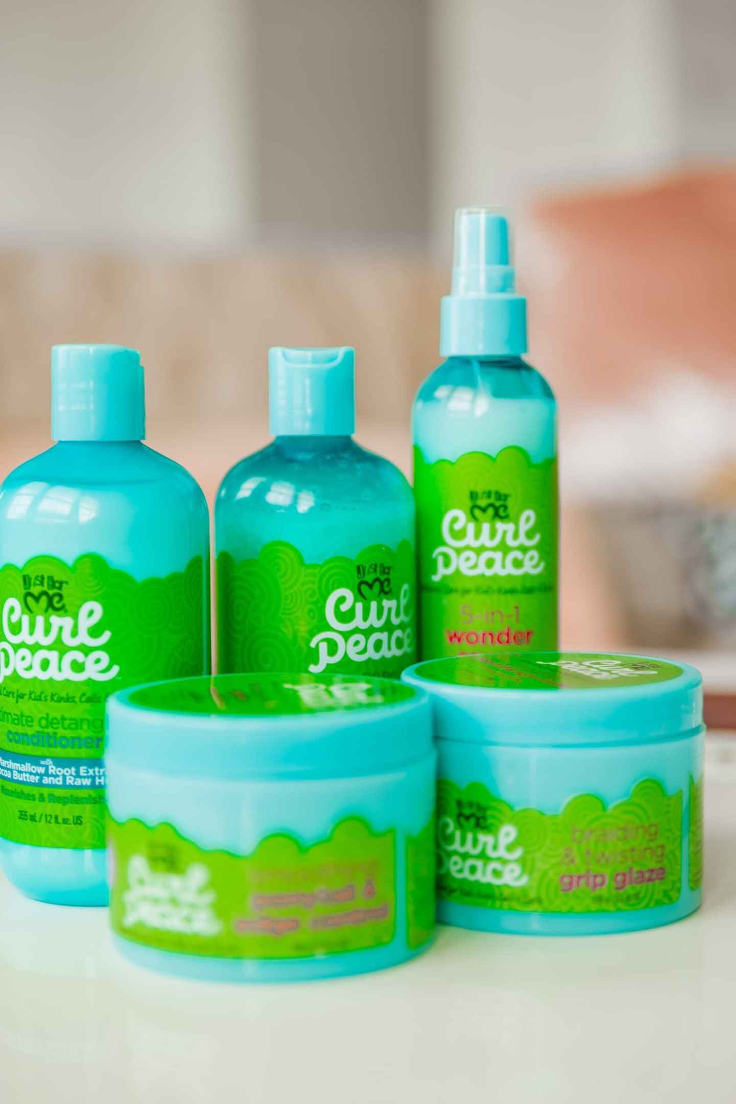 curl peace hair products