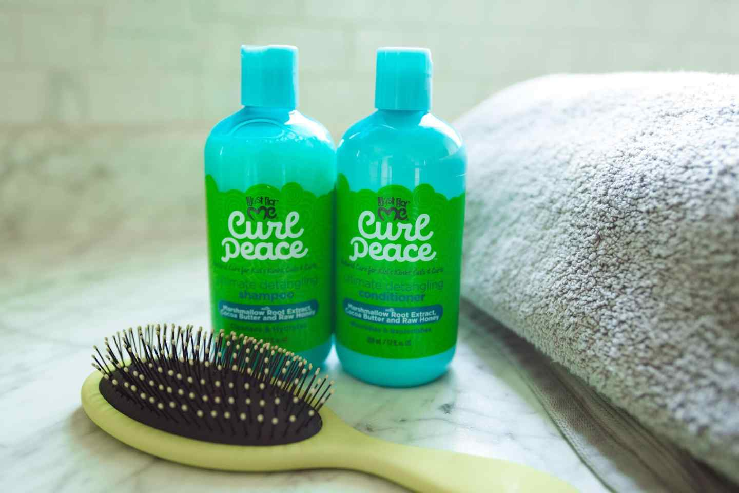 kids natural hair products