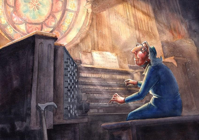 Organ Enchantment