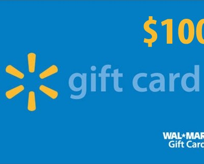Enter to win a $100 Walmart Gift Card Giveaway! Ends 1/26