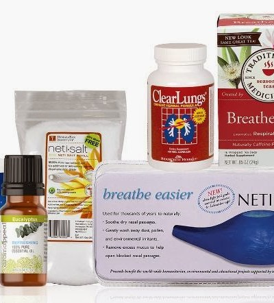 Puritans Pride Allergy Gift Set Giveaway
