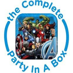 Superhero Birthday Parties!