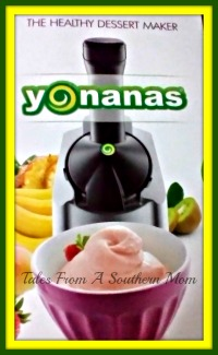 Yonanas Healthy Ice Cream Maker Giveaway! Ends 06/16/14