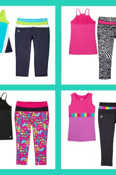 limeapple Active Girls Apparel