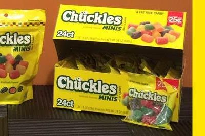 Chuckles Candy for Comedy!