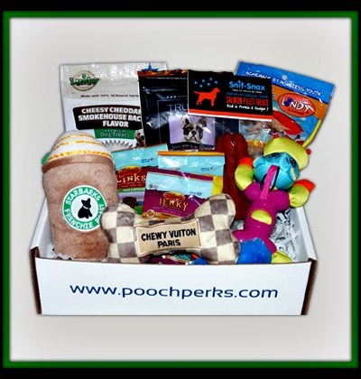 PoochPerks is perfect for Pampered Puppies!