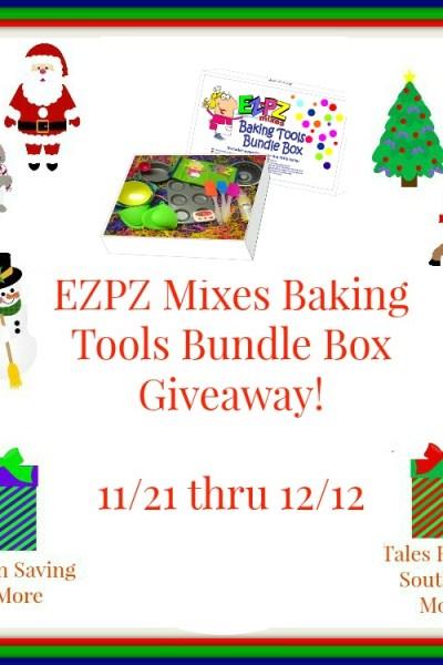 EZPZ Baking Tools Bundle Box Giveaway 12/12