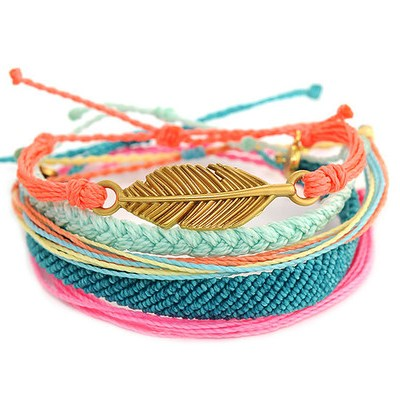 Have you seen the Pura Vida Bracelets?