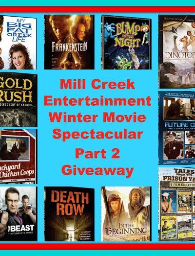 Mill Creek Winter Spectacular Part 2 Giveaway 4/1