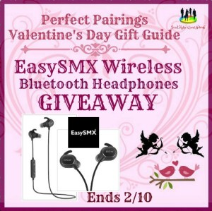 Easy SMX Wireless Bluetooth Headphones Giveaway