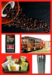 San Francisco Bay Gourmet Coffee Giveaway ~ Ends 2/1