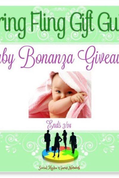 Baby Bonanza Giveaway!