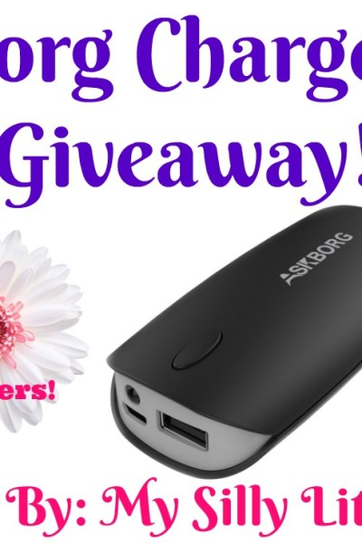 Askborg ChargeCube Giveaway!