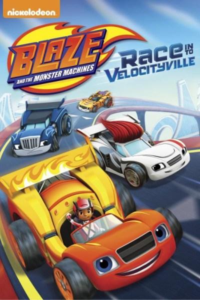 New DVD Movie: Blaze Into VelocityVille