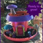 My Fairy Garden: Kids Personal Garden Set