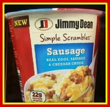 Jimmy Dean is bringing a Real Breakfast Back Fast! #SimpleScrambles