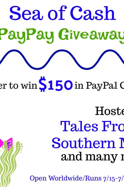 Sea of Cash PayPal Giveaway WIN $150 in Paypal CASH!!