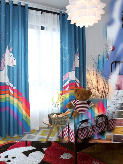 Unique Window Treatment Ideas for Kids!