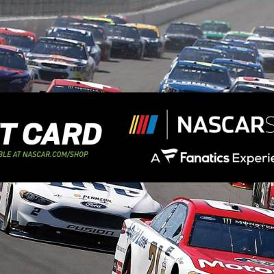 Share your love of Motorsports with your kids! Win NASCAR prizes!