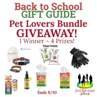 Pet Lovers Bundle Giveaway! 4 Prize Packs ~ 1 Winner (Ends 9/10) @SMGurusNetwork  Share FileEditViewToolsHelp    100%   View only