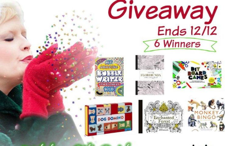 Fun For The Kids Giveaway Ends 12/12 6 Winners