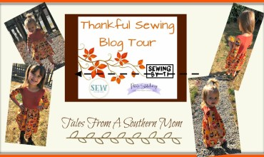 Thankful Sewing Blog Tour Holiday Sewing!